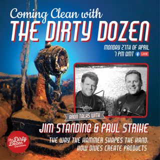 Episode #4: Jim Standing and Paul Strike; The Way The Hammer Shapes The Hand