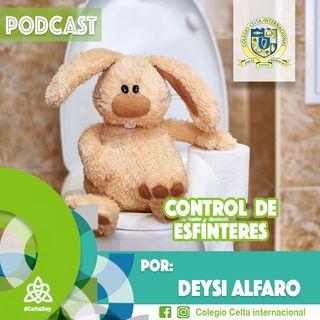 Podcast 9 Control de esfínteres