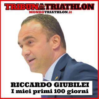 Tribuna Triathlon n° 10 - Riccardo Giubilei: i miei primi 100 giorni