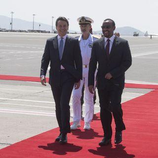 Corno d'Africa strategico per le imprese italiane, Conte va in Etiopia