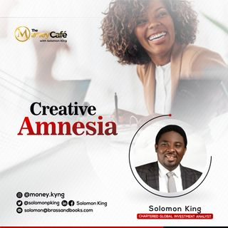 Creative Amnesia