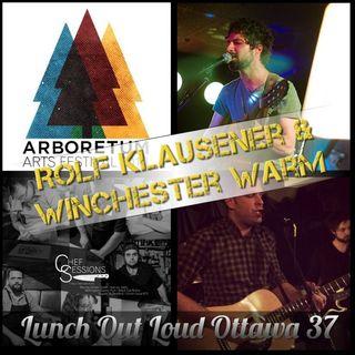 Ep 37- Rolf Klausener & Winchester Warm