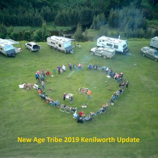 Caravan Club Catchup - Kenilworth 2019 - Ken Glasson