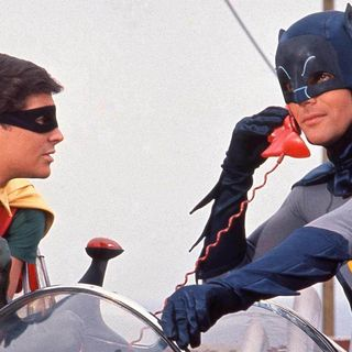 "Cinema du Fromage: ""Batman"" 1966"