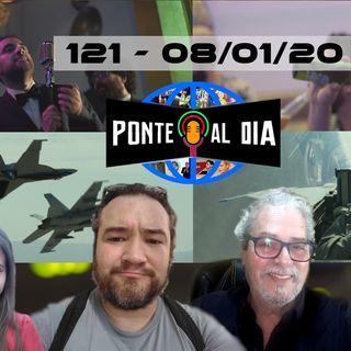 Top Gun | Radio 45 | Ponte al dia 121(08/01/20)
