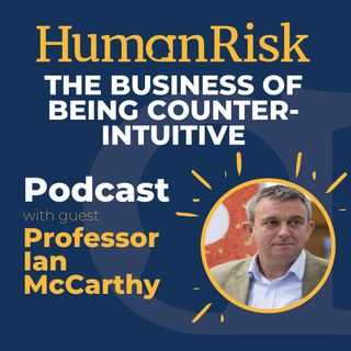 Professor Ian McCarthy on the business of being counter-intuitive