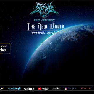 BELOW ZERO - THE NEW WORLD