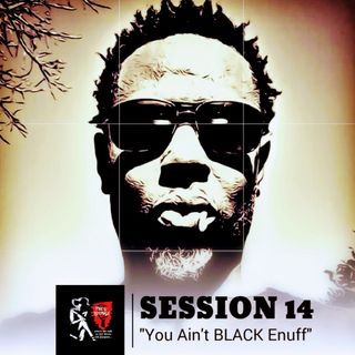 "Session 14: ""You Ain't BLACK Enuff!"""