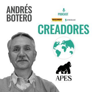 7: Andrés Botero - No busque diferenciarse, sea diferente.