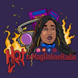 HotxxMagOnlineRadio Live With Oso Temper | Hosted By Tara J