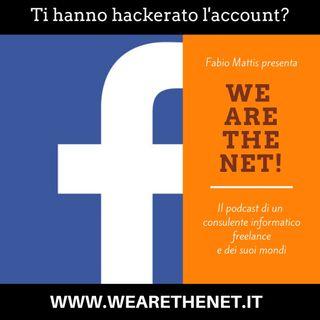 13 - Facebook ti ha detto se il tuo account è stato hackerato?