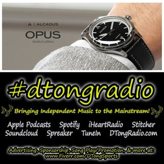 #NewMusicFriday on #dtongradio - Powered by alcadus.com
