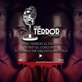 Cine Terror - El podcast - s01e01 - El conjuro 3