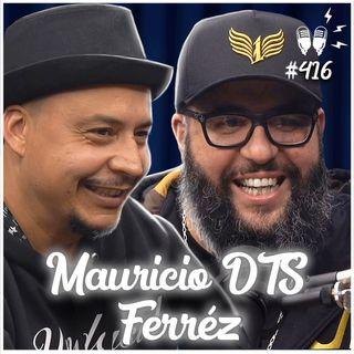 MAURICIO DTS E FERRÉZ - Flow Podcast #416