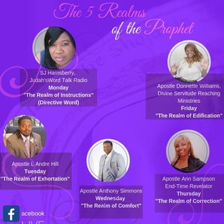 The 5 Realms of the Prophet - Exhortation