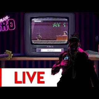 Katana Zero - Nintendo Switch insta-death magic - Chris LIVE!