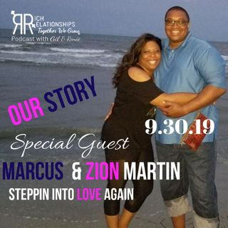 Our Story: Marcus & Zion Martin