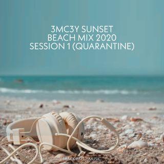 3MC3Y SUNSET BEACH MIX 2020 EP 6 ( #EDM & #Bigroom )