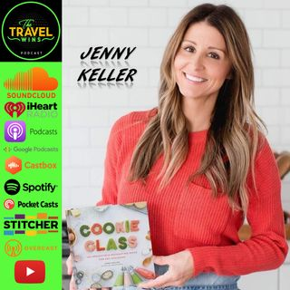 Jenny Keller | cookie entrepreneur while raising a family, being a wife and traveling for business