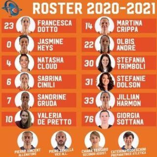 Cloud, Dolson, Trimboli: il Famila Basket completa il roster per la prossima stagione
