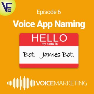 Voice App Naming