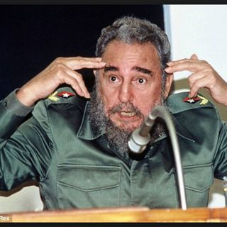 Useful Idiots Praise Dead Commie Dictator Castro