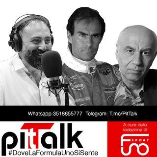 Pit Talk - F1 - Oste com'è il vino ROSSO ?