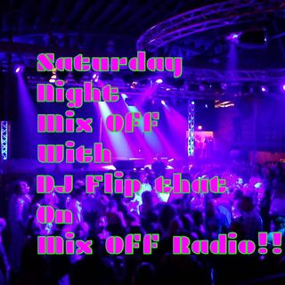 Saturday Night Mix Off 5/9/20 (Live DJ Mix)