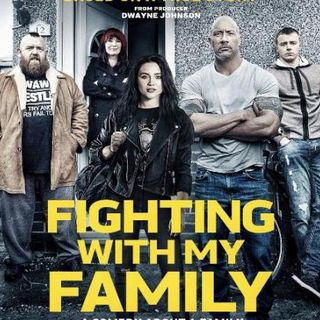 Damn You Hollywood: Fighting With My Family