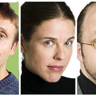 Per Naroskin, Jessica Gedin och Göran Everdahl om samtiden.