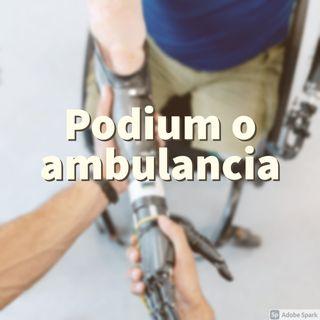 Podium o Ambulancia - Episodio 0