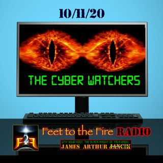 F2F Radio: The Cyber Watchers-Nowhere To Hide