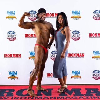 P4P Real Talk with Desiree & Kaelin: Johnathan Goins, INBA/PNBA Physique Pro
