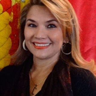 Vicepresidenta del Senado en Bolivia podría asumir jefatura temporal