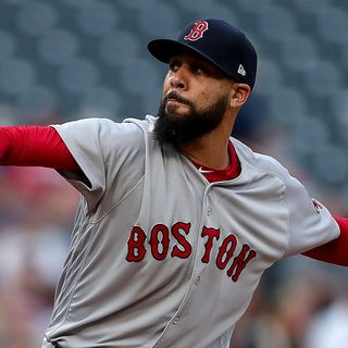 David Price Scratched With Hand Numbness