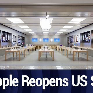 Apple Reopens Stores Across USA | TWiT Bits
