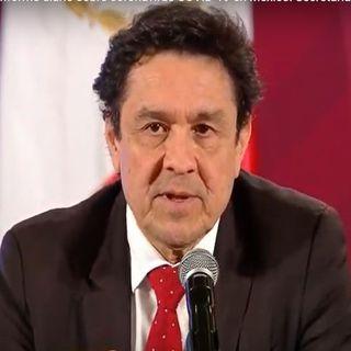 Gustavo Reyes Terán, informó que el paciente uno del Coronavirus fue dado de alta