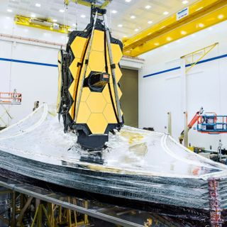 Visiting the James Webb Space Telescope