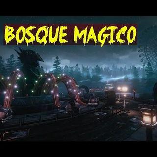 FANTASMAS DE BOSQUE MÁGICO - REDE