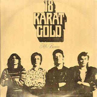 18 Karat Gold - Star-eyed