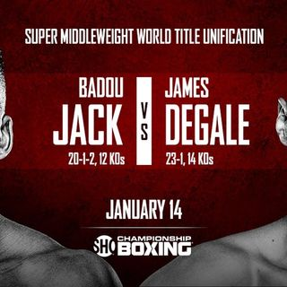Inside Boxing weekly:James Degale-Badou Jack Preview!