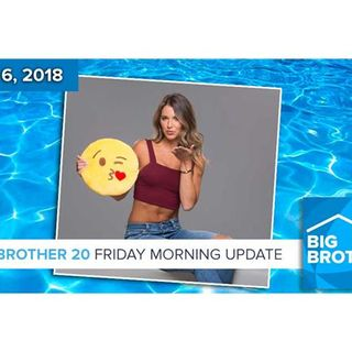 Big Brother 20 | Friday Morning Live Feeds Update