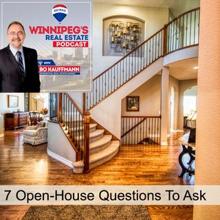 7 Question buyers should ask at an open house