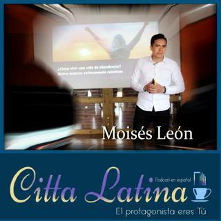 Aprendiendo a Emprender con Moisés León en Citta Latina