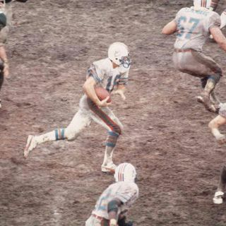 TGT Presents On This Day: January 23, 1983 Miami beats the Jets in the AFC Championship games , Also known as the Tarp Controversy