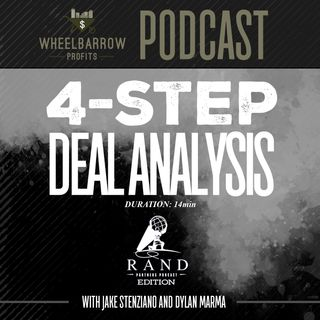4-Step Deal Analysis