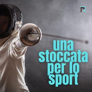 Una stoccata per lo sport