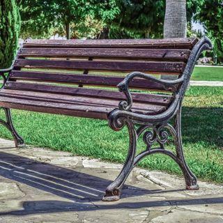 01 - La Gabbia - Una panchina, un frappè e una storia che inizia.