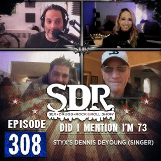 Styx's Dennis DeYoung (Singer) - Did I Mention I'm 73