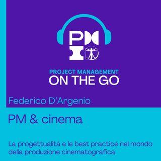 Ep41 Federico D'Argenio - PM & cinema